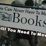 How To Minimize Your book Collection When You Need To Move Or Travel