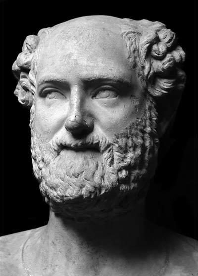 Aristophanes- Adventure quote