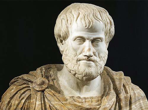 Aristotle- Adventure quote
