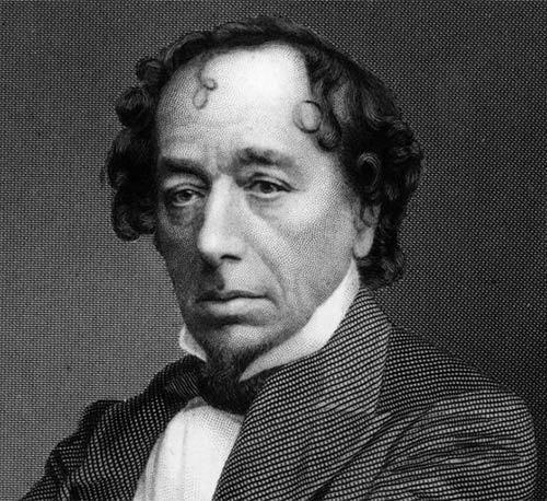 Benjamin Disraeli Adventure quote