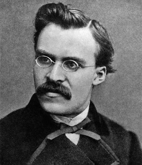 Friedrich Nietzsche Adventure quote