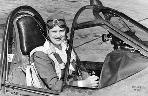 Jacqueline Cochran adventure quote
