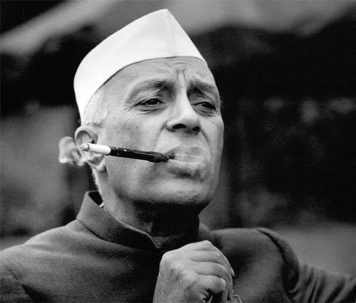 Jawaharlal Nehru Adventure Quote