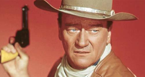 John Wayne Adventure Quote