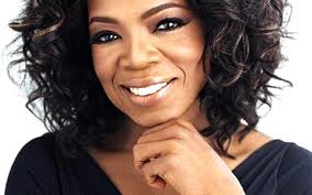 -Oprah Winfrey-(American television personality,Actress and Producer, b.1954- )