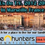 "Watch Us On The TV Show ""House Hunters International"" June (Progress Report #2 May 2012)"