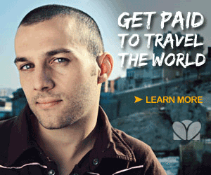 get paid to travel the world matodor