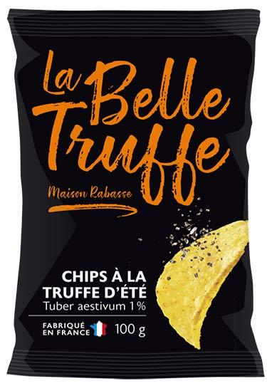 la belle truffe truffle chips from France