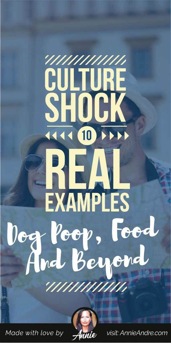 pintrest pin about Examples Of Culture Shock That Will Amaze You