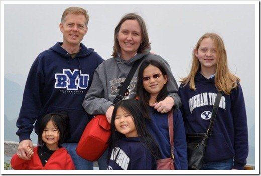Would You Move To China For Your Children? The Isom Family Did!