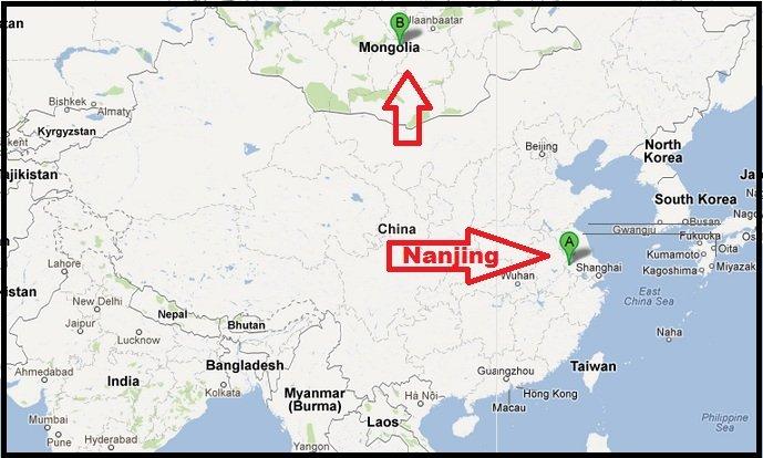 nanjing china Isom Family