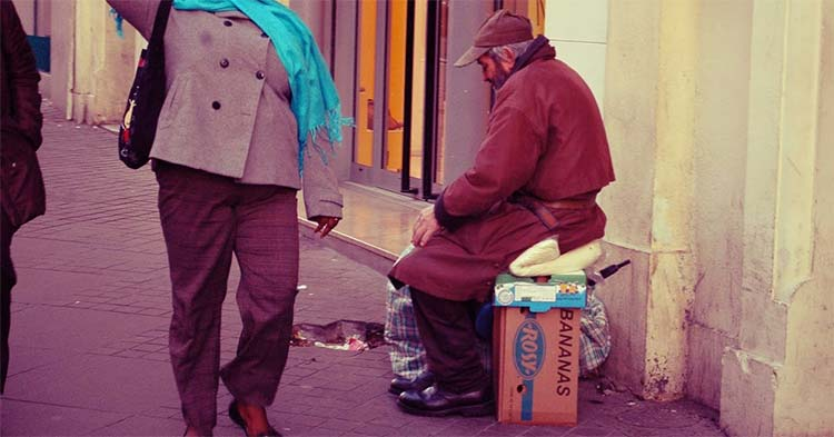 poverty and culture shock