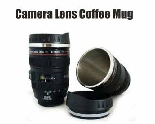 camera lens coffee for coffee loving photographers