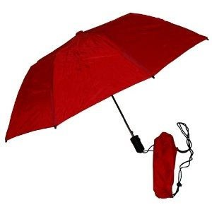 Give compact-umbrella as gift idea for traveler