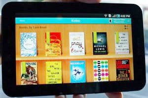 Give a an ereader /samsung-galaxy tablet: gift idea for travelers