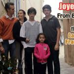 Merry Christmas From France: How we celebrated as expats abroad