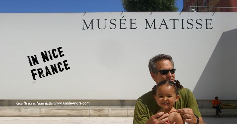MUSEE MATISSE In Nice France