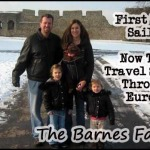How To Travel Indefinitely: The Barnes Family Quest To Travel With 3 Kids (Series #10)