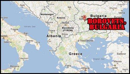 Borovets-Bulgaria