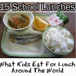 15 School Lunches Around The World: Which Would You Eat?