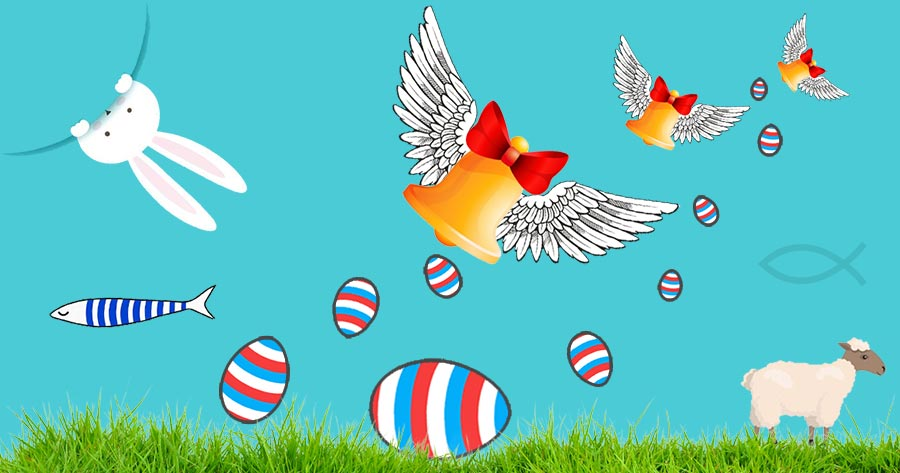 French Easter traditions and symbols in France