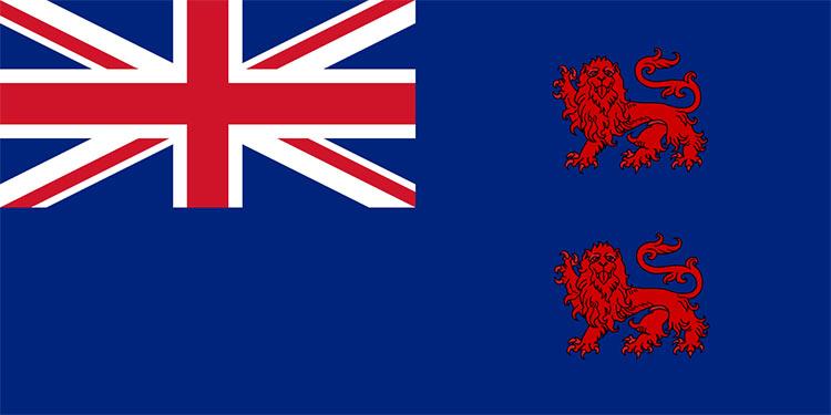 Flag of cyprus under British rule 1920-1960