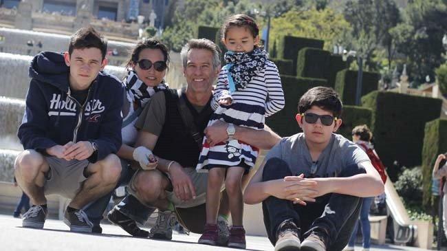 barcelona-annie-family