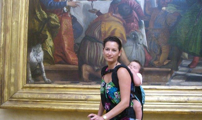 It's Easier To Travel Wen Your Kids Are Younger: So You don't have to wait