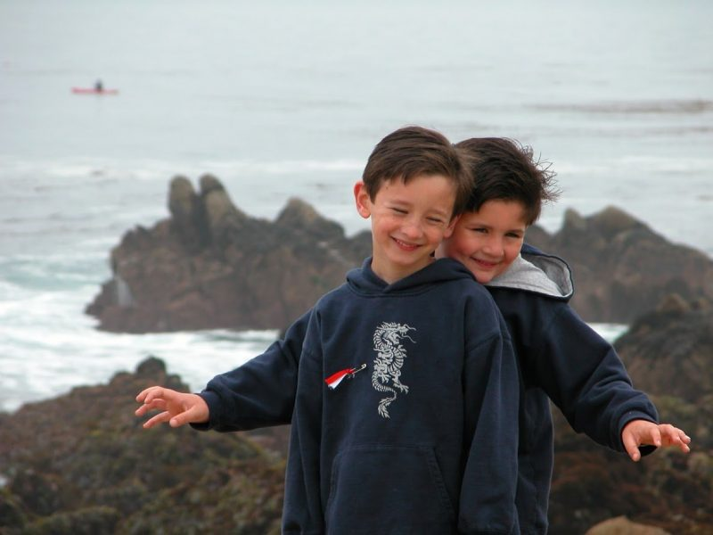 boys in Monterey