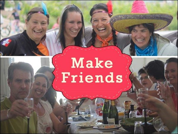 Bored In France? Make french friends