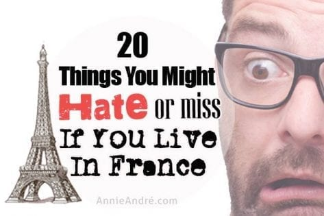 20 Things You Might Hate About France Or Miss About Your Home Country