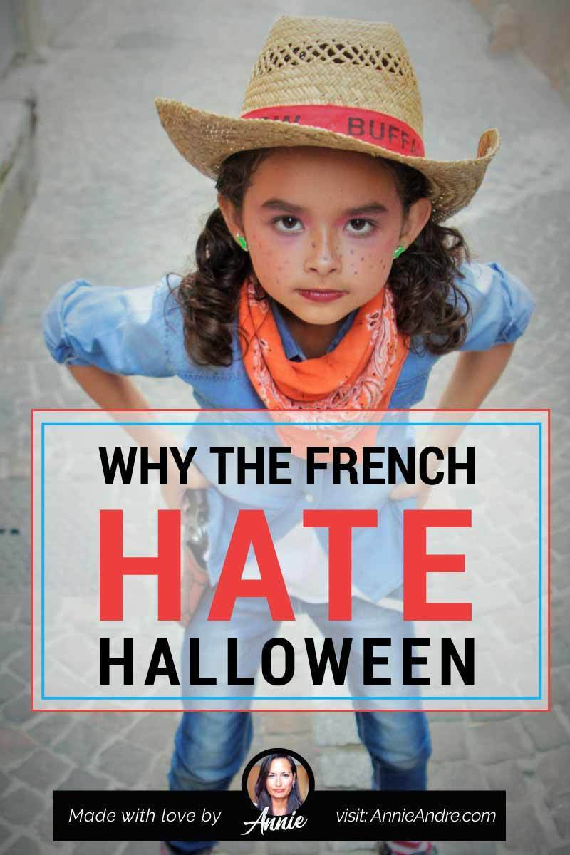 Why the French hate Halloween