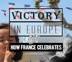victory in Europe is one of 6 possible holidays in France during the Month of May.