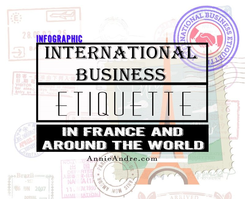 French business etiquette and international business etiquette do's and dont's
