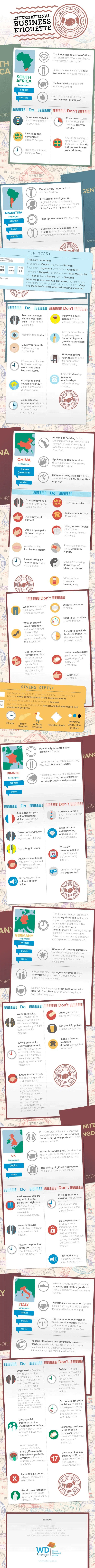 7 International business etiquette rules including French business etiquette