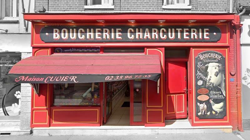 Charcuterie et Boucherie