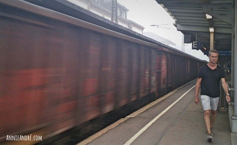 Train travel can be unique and maybe even the chance of a lifetime for many people