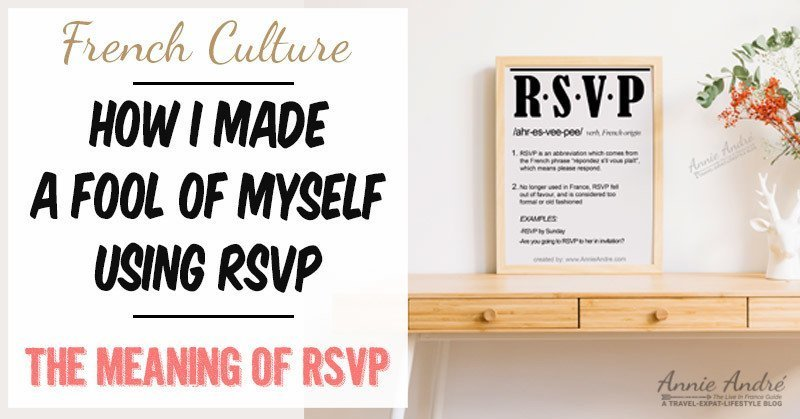 how to say rsvp