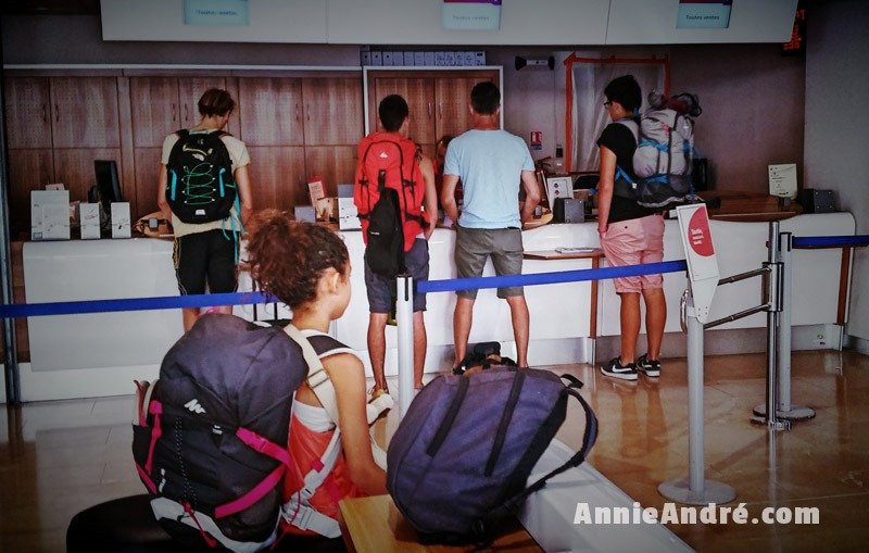 No annoying security checks, no checking bags, no arriving 3 hours early. Just pay for your ticket and go