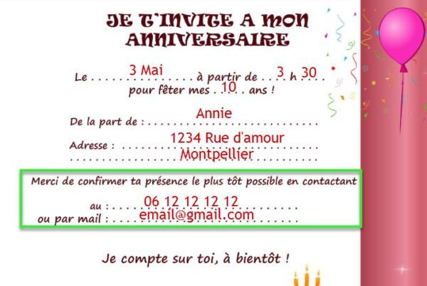 Why Dont The French Know The Meaning of RSVP A French Acronym – Rsvp in Invitation Card Meaning
