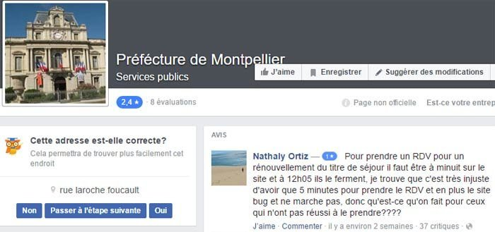 preficture-facebook-page