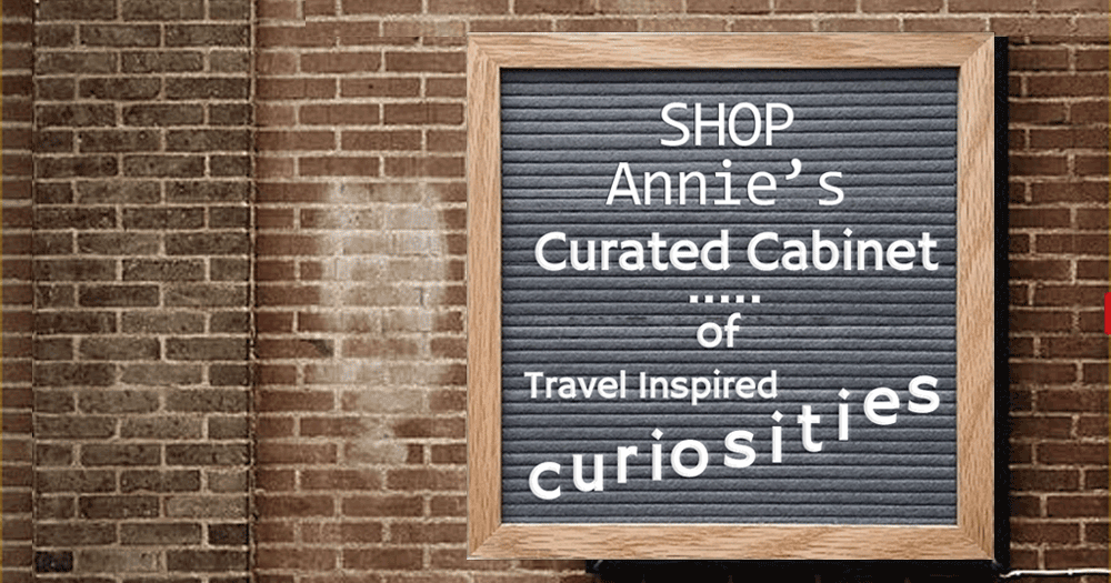 Shop Annie's curated cabinet of French curiosities