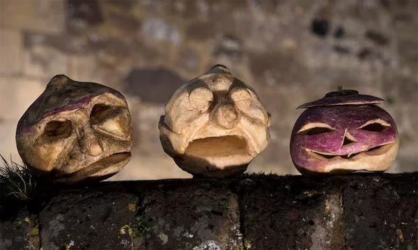 English-heritage-turnips jack o lanterns
