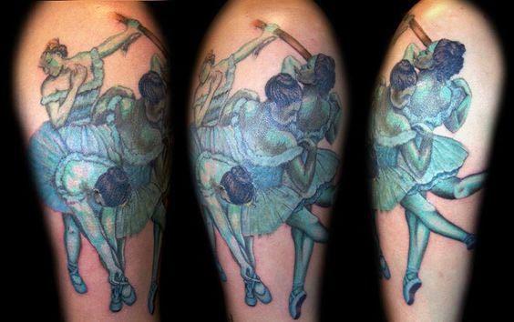 edgar-degas-ballerinas-tattoo2