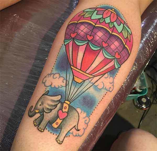 hotair-balloon-tattoo