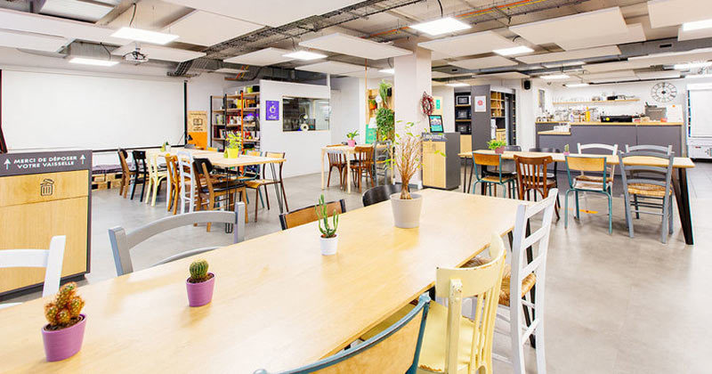 photo of Anti Café co working office in Paris