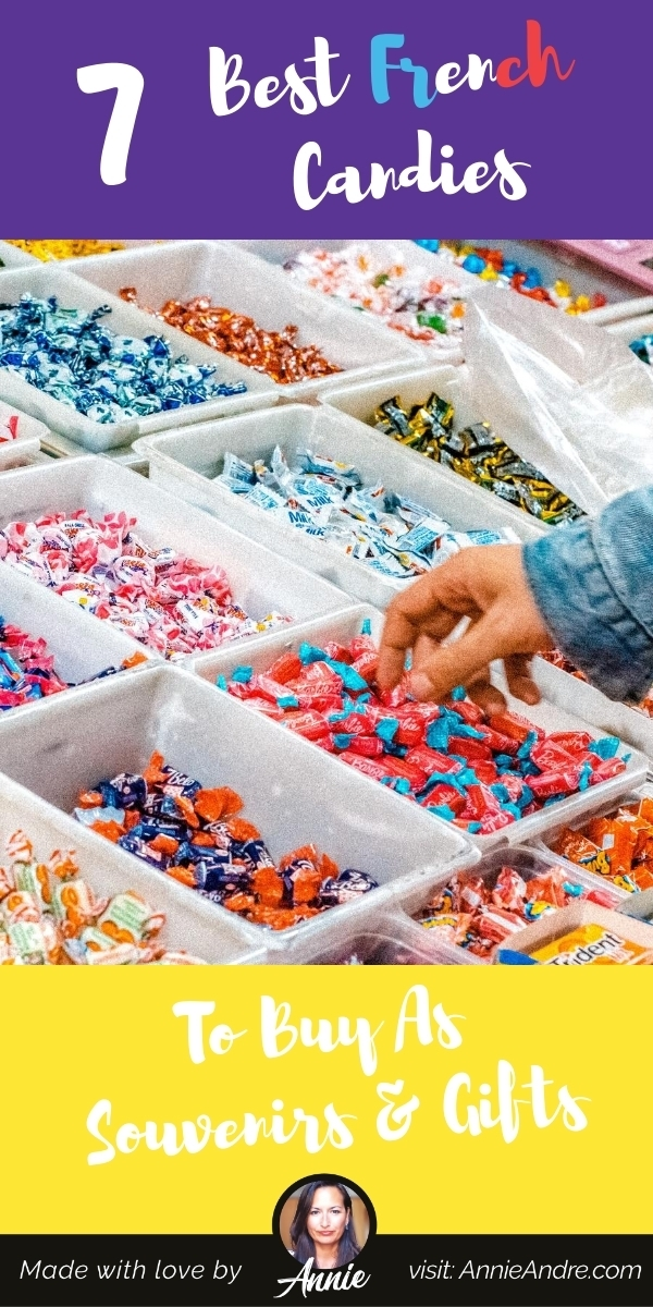 ointrest pin about the best french candy