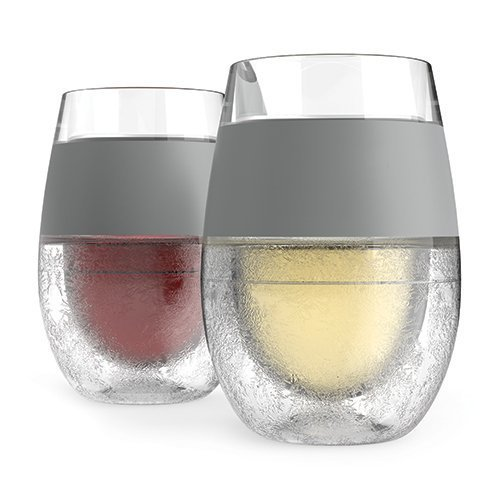 freeze cool wine glasses