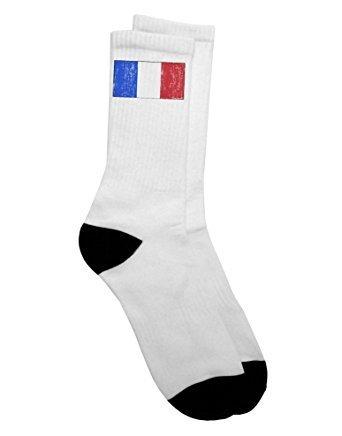 French flag socks