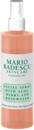 Mario Badescu Facial Spray with Aloe, Herbs and Rosewater, 8 oz. image attachment (large)